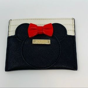 Kate Spade x Minnie Mouse Card Case